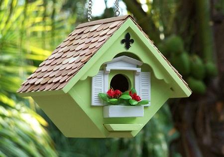 Bird House 1