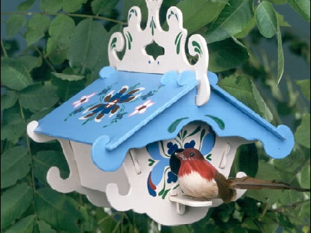 Bird House 17
