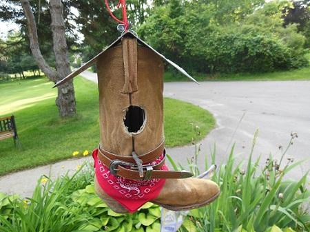 Bird House 18