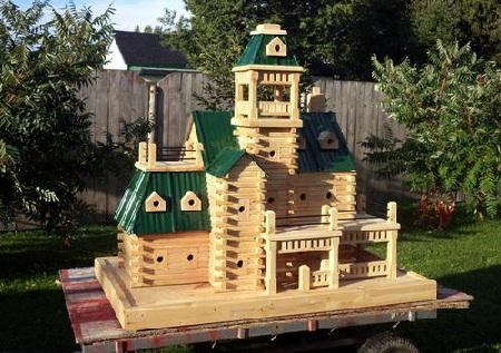 Bird House 25