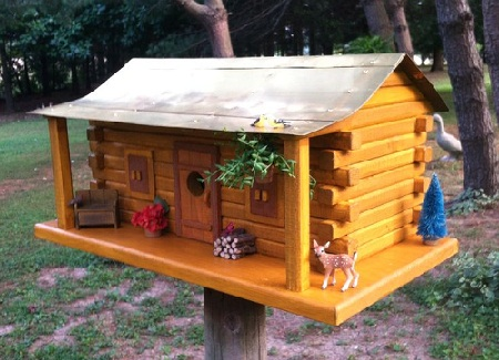 Bird House 26