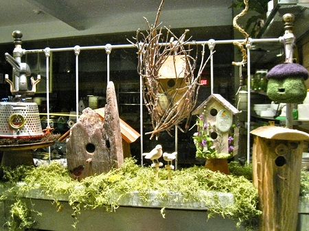 Bird House 40