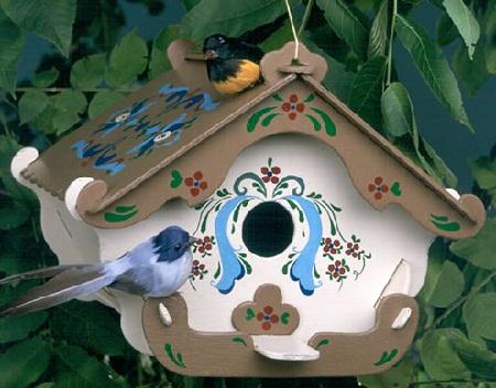 Bird House 6