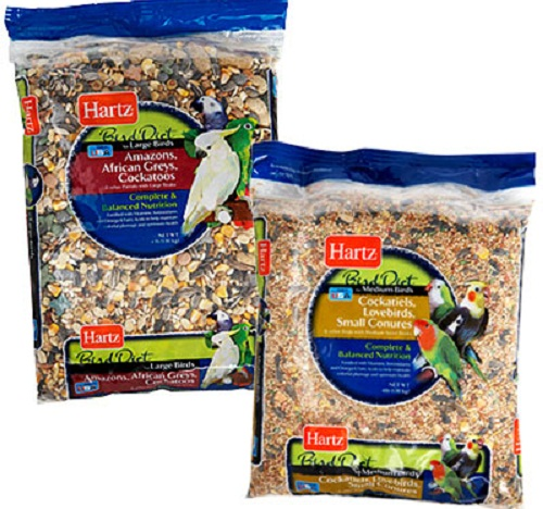 Harts pet products for Birds