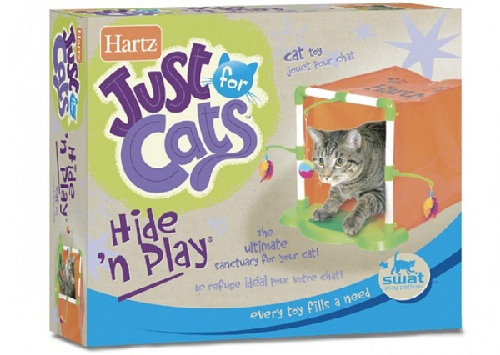Hartz pet products for cats