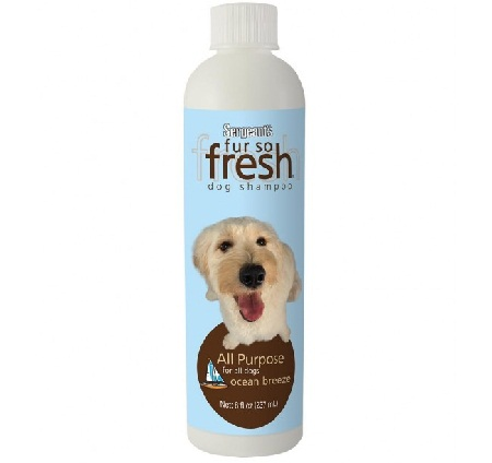 Sergeant pet products for grooming