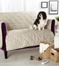 Linen pet covers
