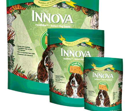 Health Bar – Baked Dog Treats from Innova